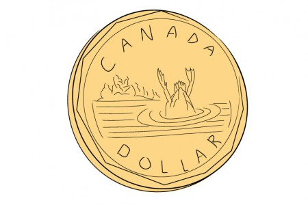 why is the canadian dollar so low 1