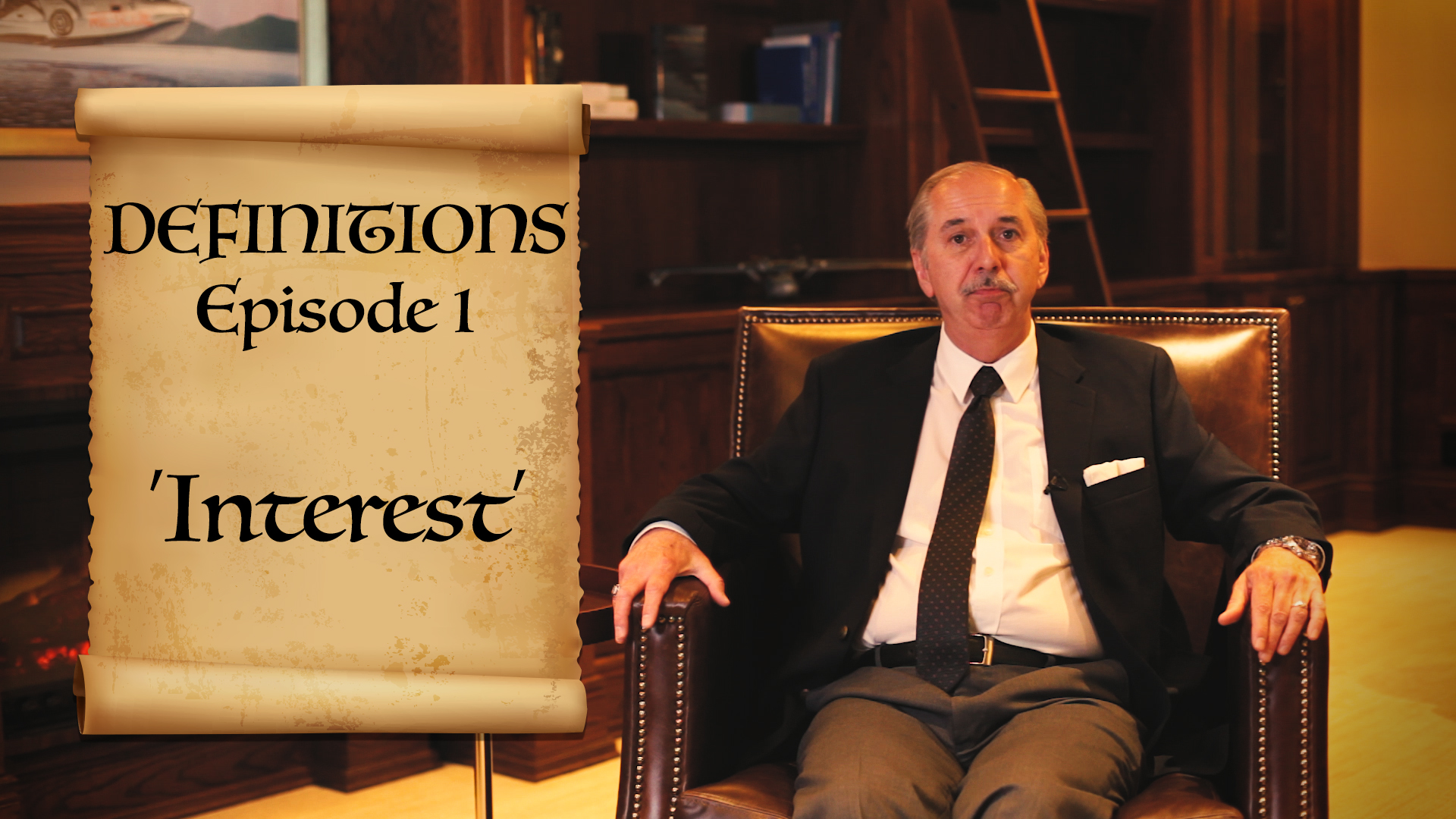 Definitions with Malcolm Morrison – Interest