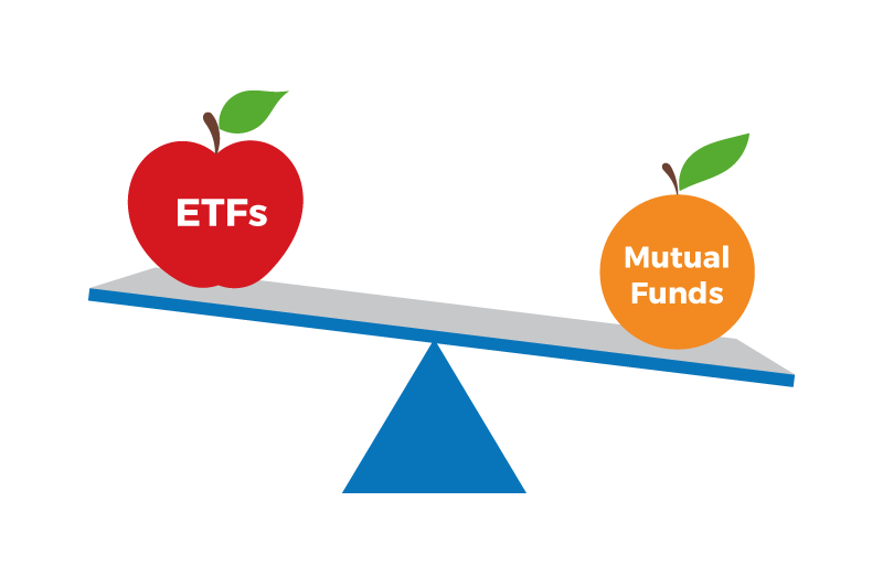 Mutual Fund Demand Has Hit a Wall as Sales of ETFs Surge